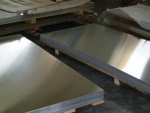 Hladké hliníkové plechy standard