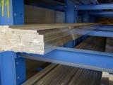 Ploché a čtvercové hliníkové tyče - plocháče, hranoly obr.8