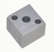 Plast. spojka pro J20x20x1,5  KOSTKA