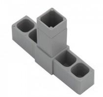 Plast. spojka pro J20x20x1,5  T
