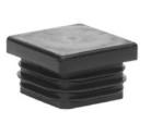 Plast. koncovka pro J30x30x2  černá